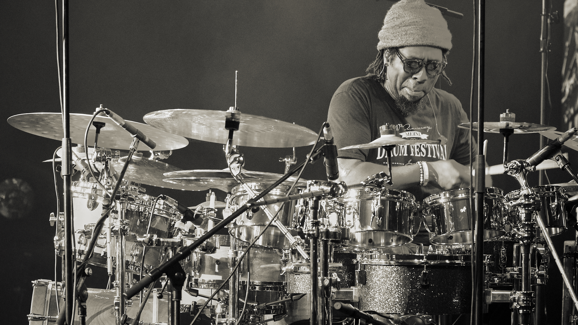 Robert Sput Searight, Drummer, Snarky Puppy