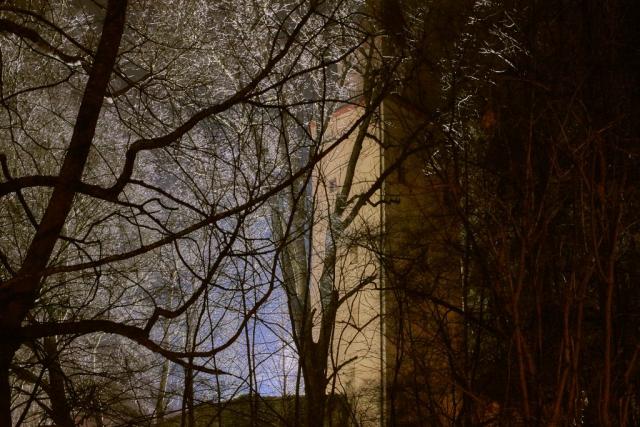Langzeitbelichtung, Gigelturm, Biberach, Abend, Night, Fotografie