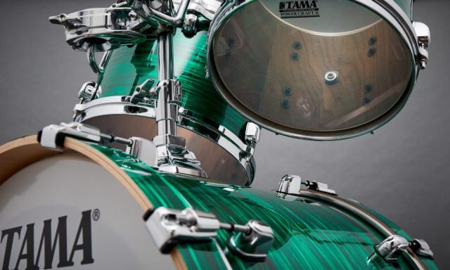 Tama, Starclassic Walnut Birch, Drumset